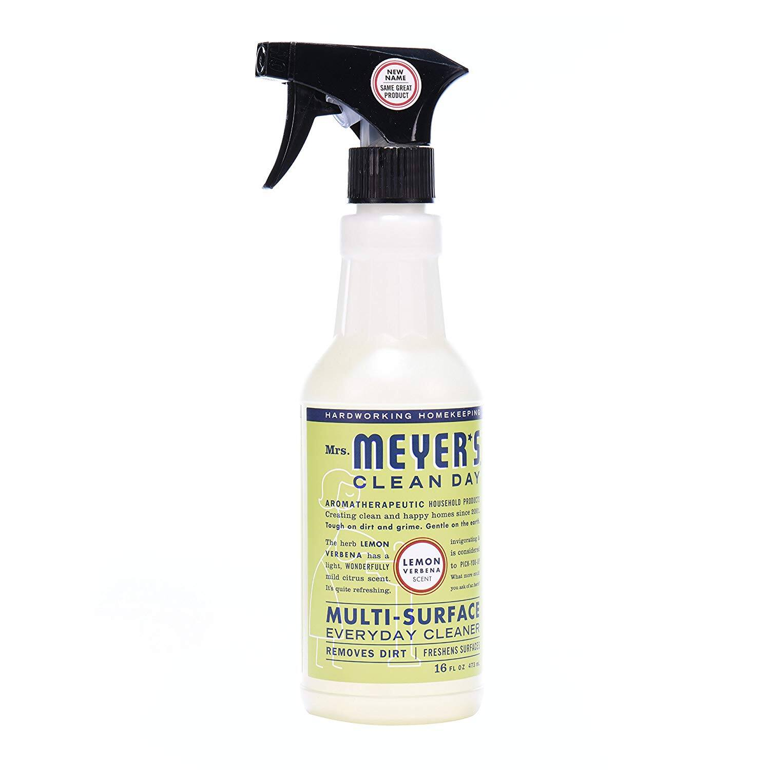 16oz Mrs. Meyer's Clean Day Multi-Surface Everyday Cleaner (Lemon Verbena) $2.22 + Free S/H