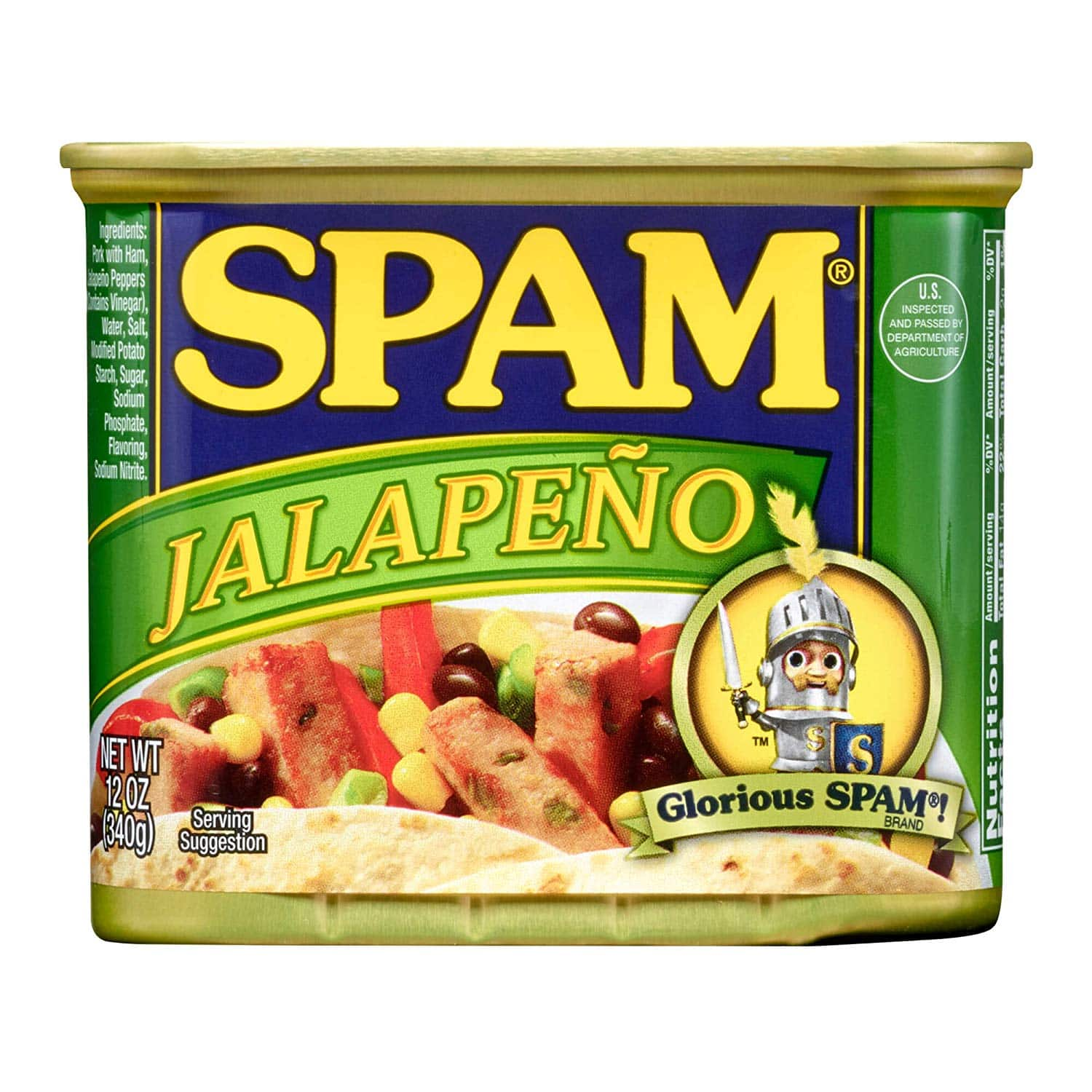 12-Oz Spam (Jalapeno)