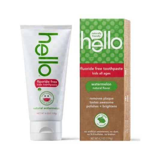 3-Count 4.2oz hello Kids' Toothpaste + $5 Target Gift Card $10.58 + Free Store Pickup