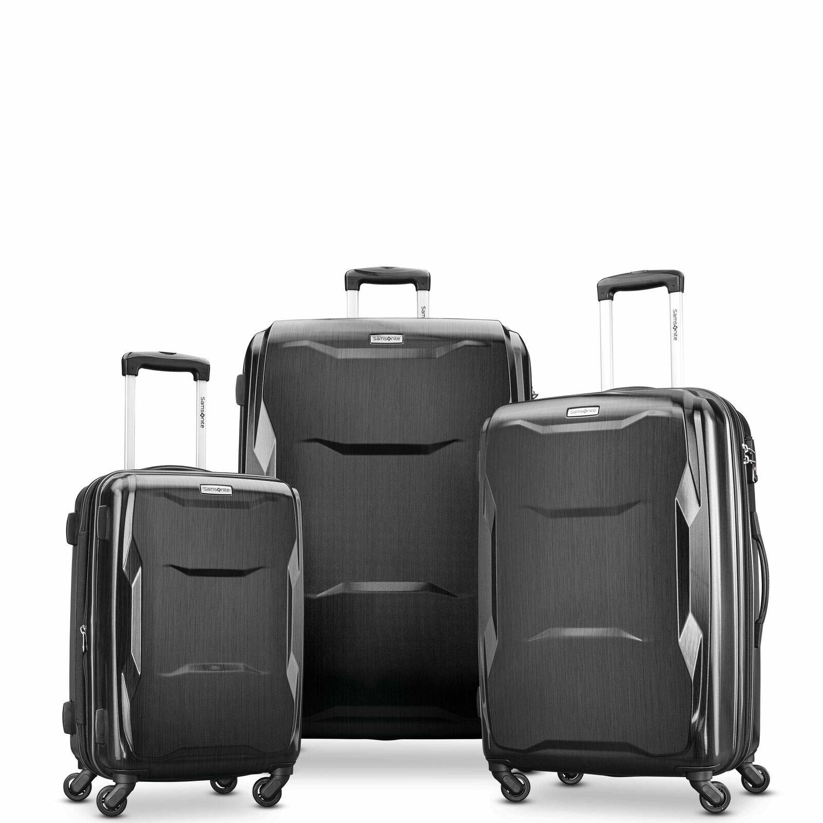 "3-Piece Samsonite Pivot Luggage Set (20"", 25"" & 29"") $143 + Free Shipping"