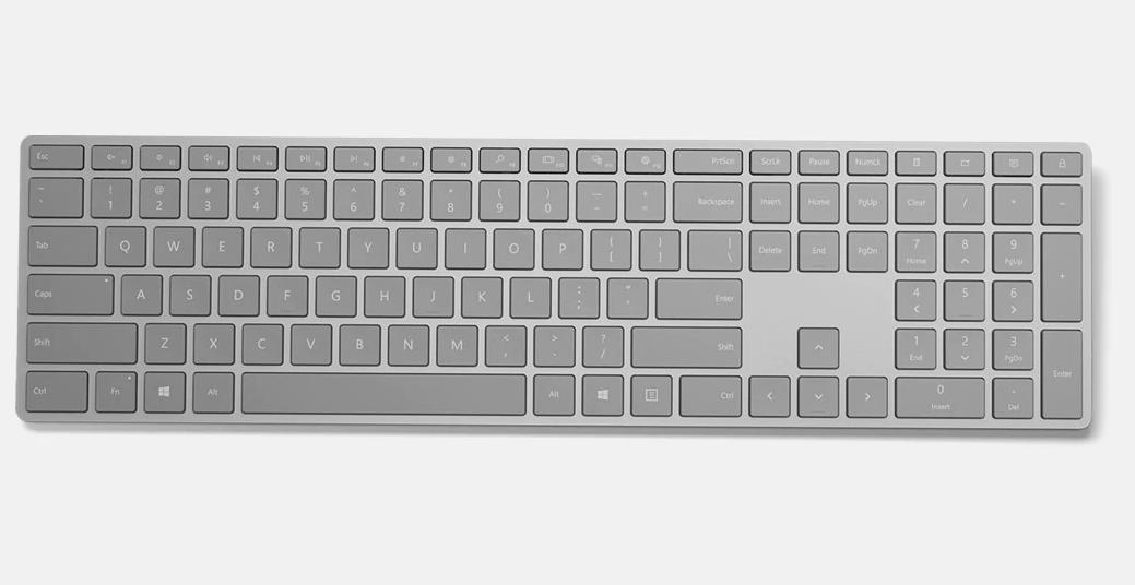 Microsoft Surface Wireless Bluetooth Keyboard $50 + Free Shipping