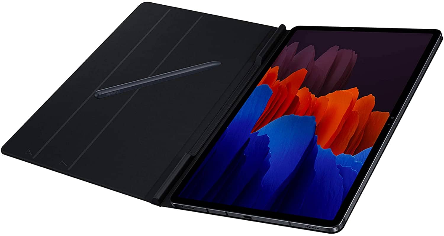 Samsung Galaxy Tab S7 Book Cover (Various Colors) $35 & More + Free S&H