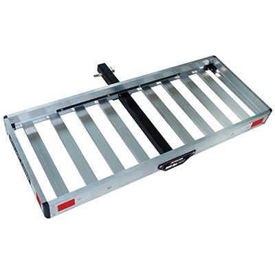 TrueValue Premium Folding UltraLight Cargo Carrier, Aluminum, 50 x 20-In. $59.80