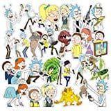Amazon lightning deal Rick and Morty Stickers Decal $5.20