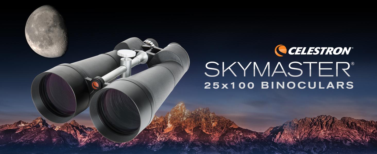 Amazon Celestron – SkyMaster 25X100 Astro Binoculars – Astronomy Binoculars $199