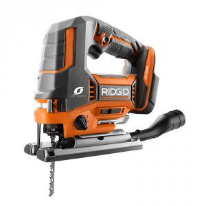 RIDGID OCTANE 18 Volt Brushless Jig Saw (Bare Tool, Factory Blemished) $74.99 + $7 Flat S/H or Pickup