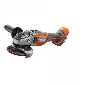 RIDGID OCTANE 18 Volt Brushless 4-1/2 In. Angle Grinder (Bare Tool, Factory Blemished) $59.99 + $7 Flat S/H or Pickup