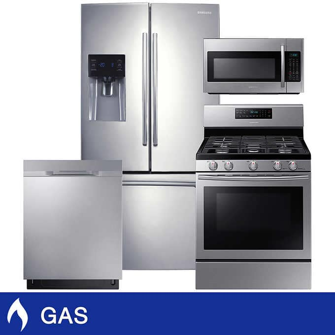 Samsung Kitchen Suite $2500