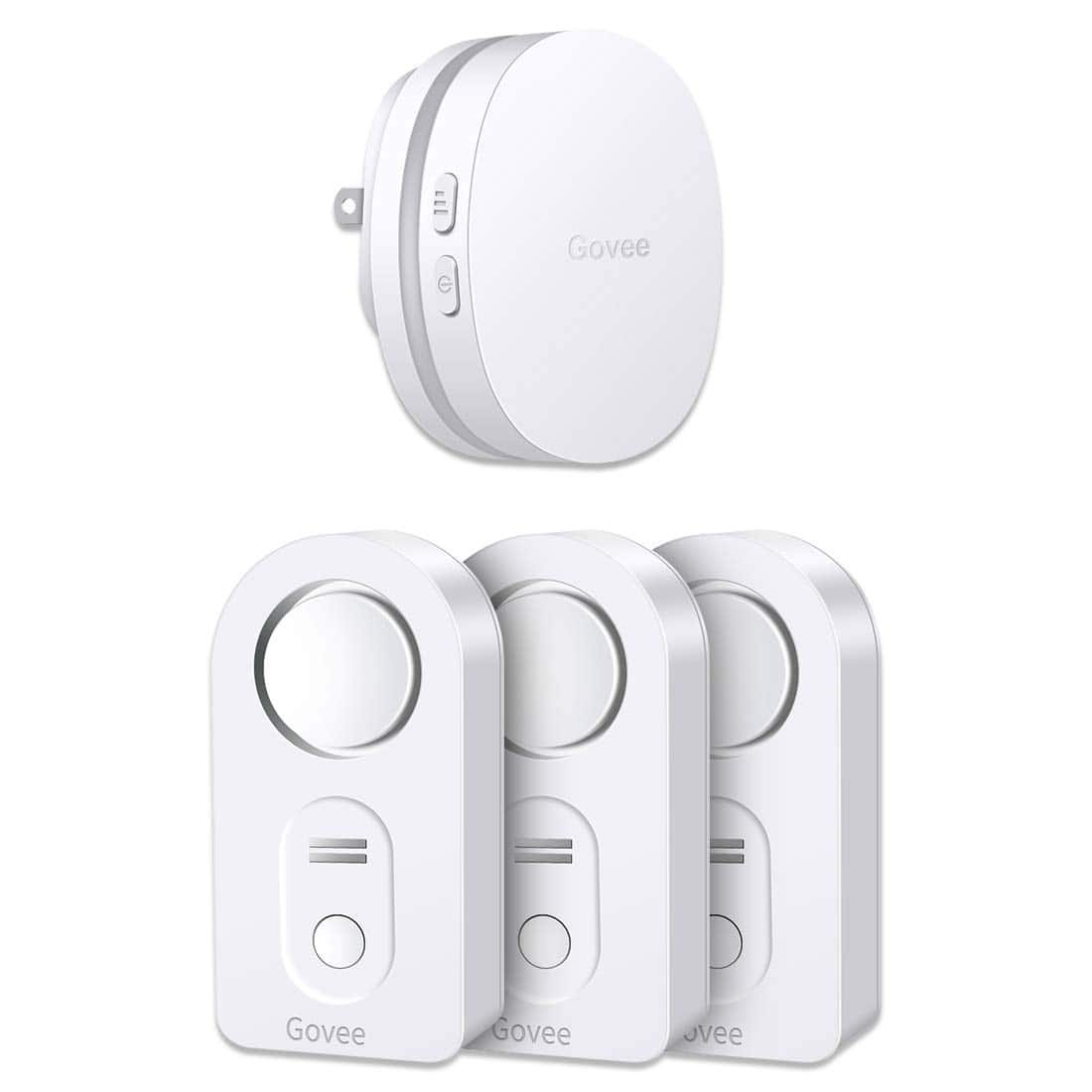 Govee WiFi Water Leak Detector - Base + 3 Sensors - $20.60 on Amazon AC - Free Shipping with Prime