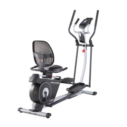$250 ProForm Hybrid Trainer ELLIPTICAL bike CHEAPEST PRICE EVER free shipping- tax for some- Academy Sports