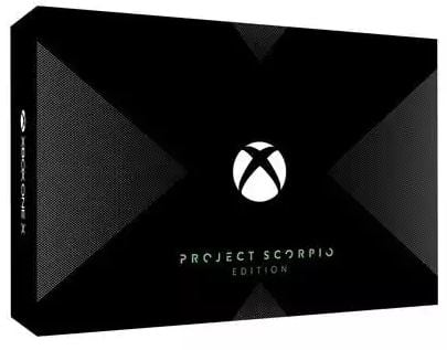 Xbox One X Pre-Orders Start TODAY!  (~12pm PDT / 3pm EDT)  MSRP $499.99