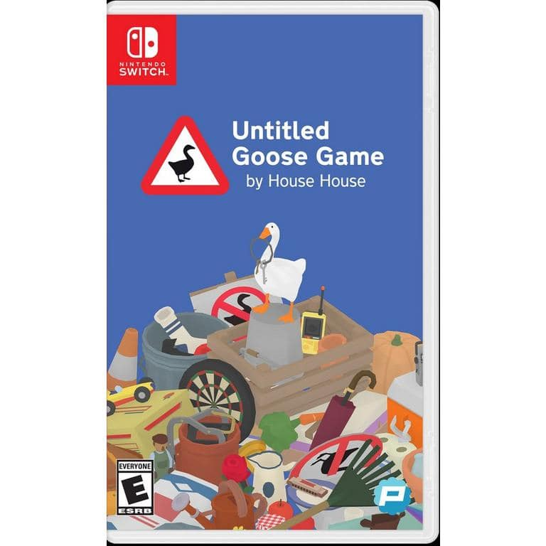 Untitled Goose Game (Physical Copy) Nintendo Switch