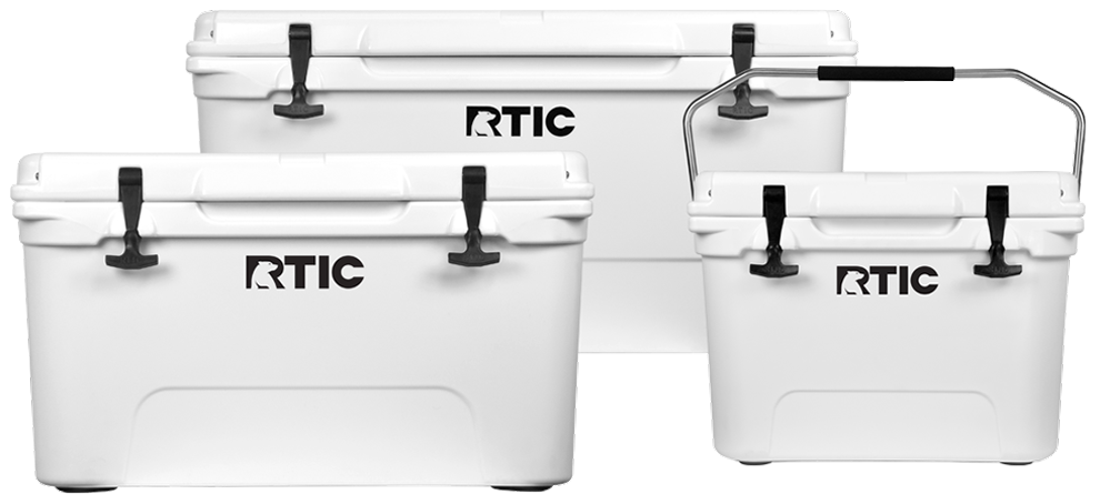 RTIC Coolers 15%-25% Off: RTIC 65 $169.99, SoftPak 20 $84.99