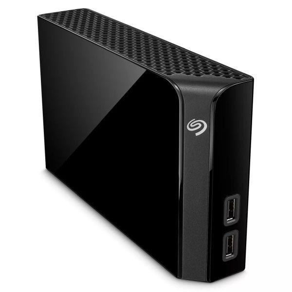 Seagate Backup Plus Hub 6TB External Hard Drive - Black (STEL6000100) Target Clearance from $79.98 -YMMV