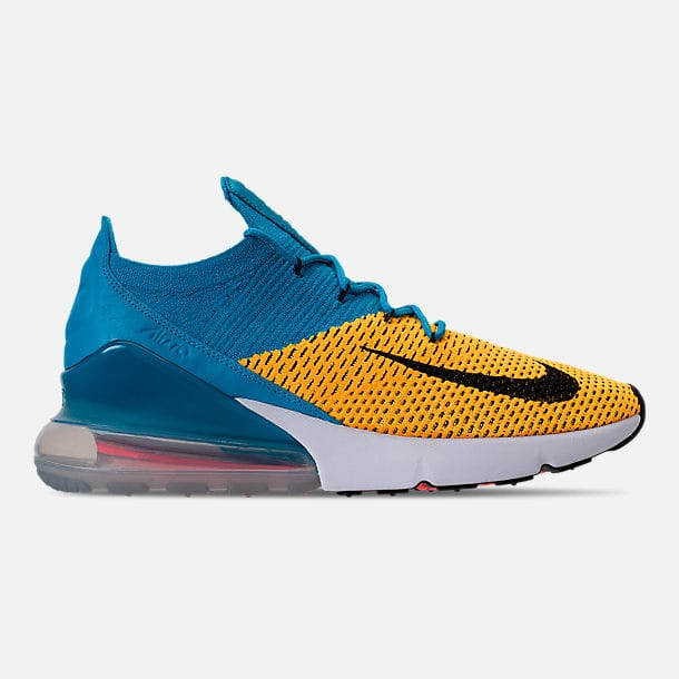 cad493264d7c5 Nike Air Max 270 Flyknit Men s Casual Shoes - Slickdeals.net