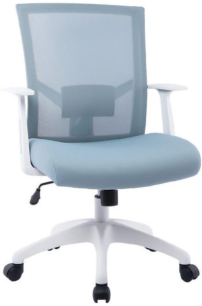 Staples Ardfield Mesh Task Chair, Slate Blue 54.99 + FS