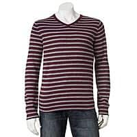Kohls Deal: Kohls.com Men's Cashmere Sweaters $13.20 + $5.95 shipping, 92% off, originally $160.00 MANY SIZES LEFT