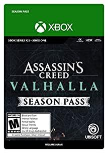 Assassin's Creed Valhalla Season Pass - Xbox Series X|S, Xbox One [Digital Code] $26