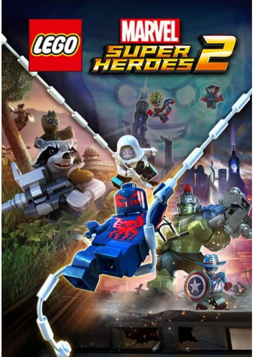 Lego Marvel Super Heroes 2 PC $5.29