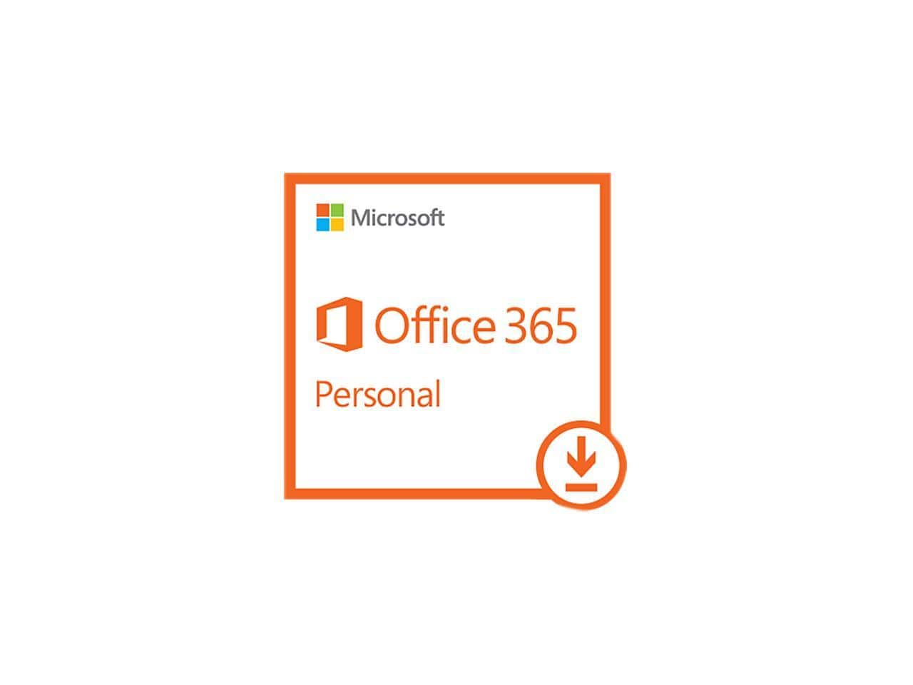 Microsoft Office 365 Personal (Download - 1 yr. subscription ...