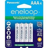 Eneloop aaa four pack lowest price for Amazon $  8.08