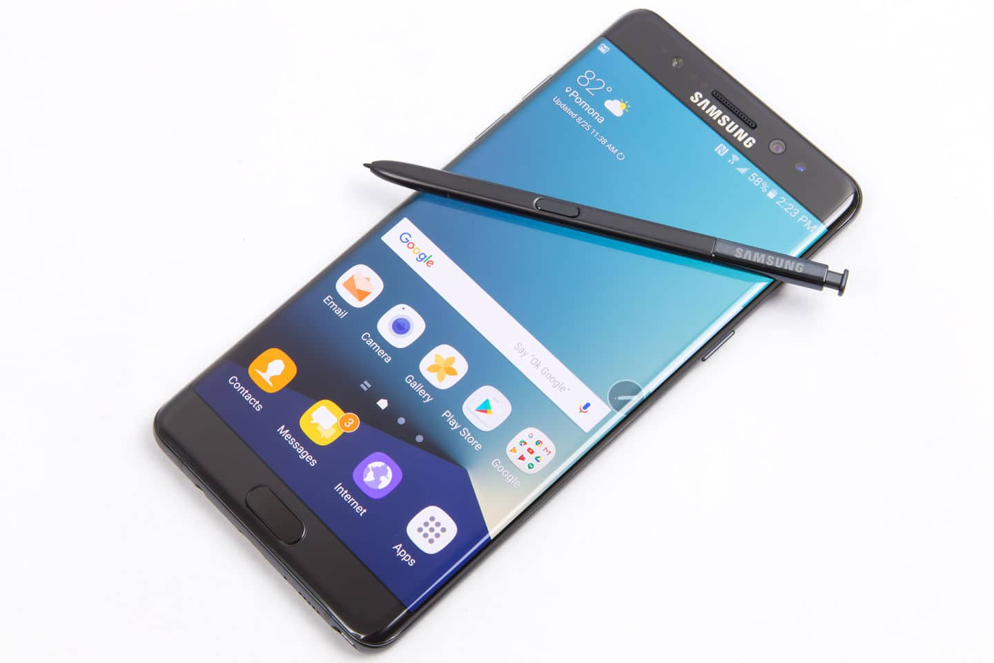 Samsung Galaxy Note 7 recall - Get upto $100 - Starts today!