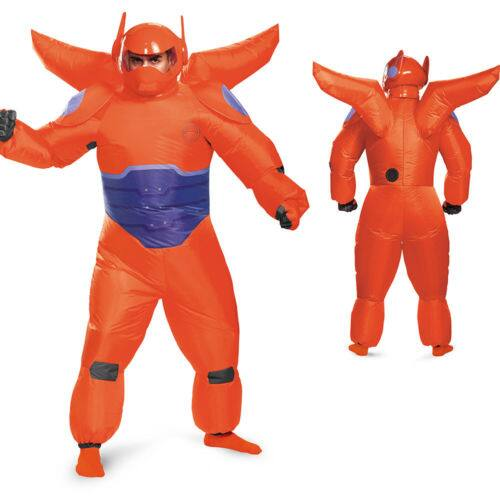 Inflatable Adult Costume Big Hero 6: Red Baymax by jet.com $13.64