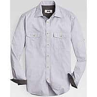 Joseph Abboud Modern Fit Sport Shirt for $  9.99