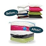 Back again - Samsonite Extra Large Vacuum Storage Bags - 4 for $11.98 with free shipping
