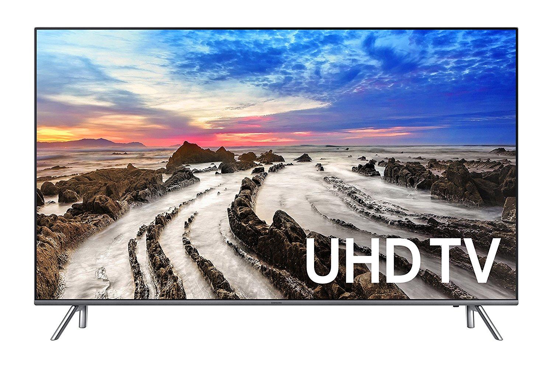 Costco Citi Card - Samsung 49 inch 4K Ultra HDTV - 2017 Model UN49MU8000 - $979.99 + $147 Costco Cash Rewards + $75 Google Credit + FS