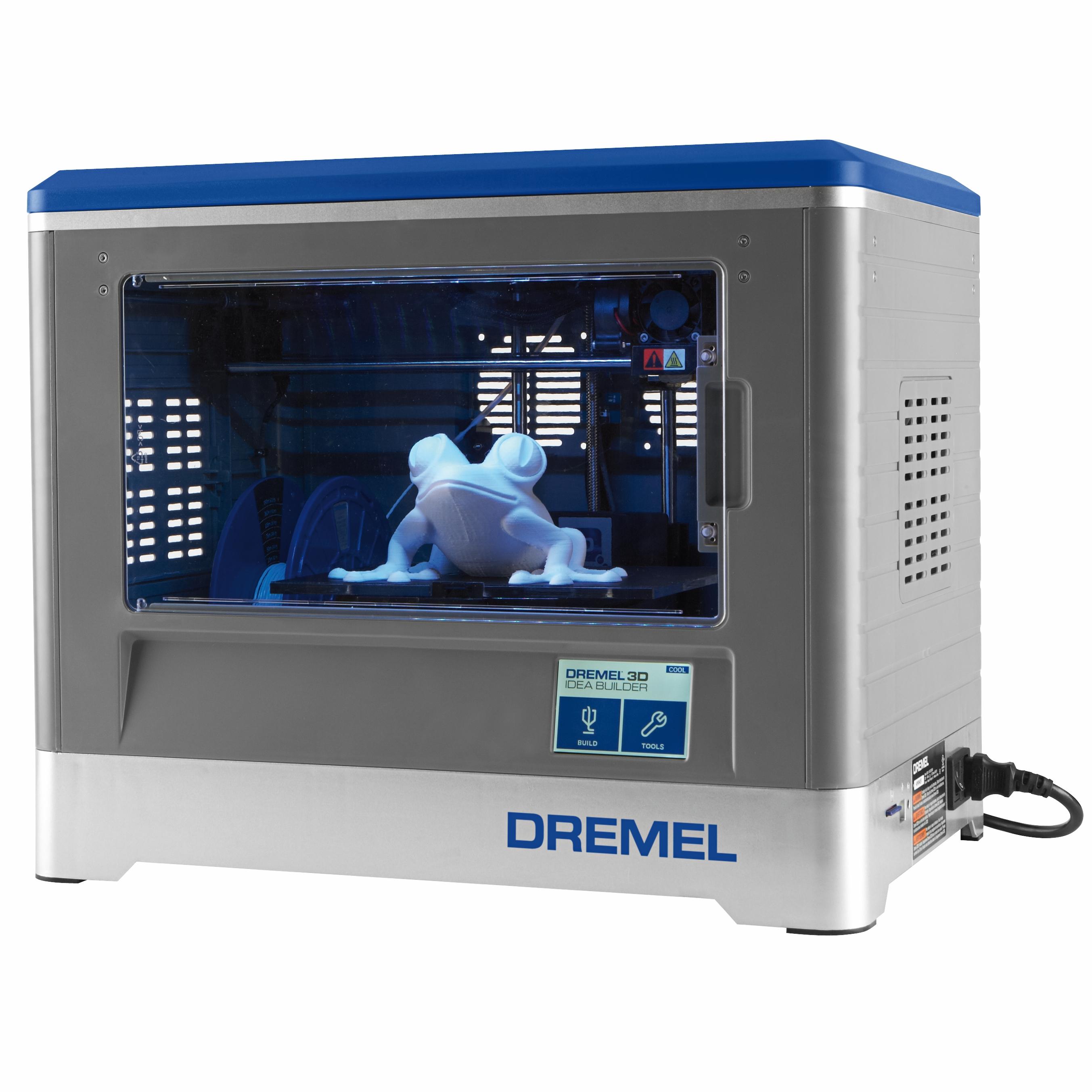 Factory Reconditioned Digilab 3D20 Idea Builder 3D Printer - Home Depot - $349