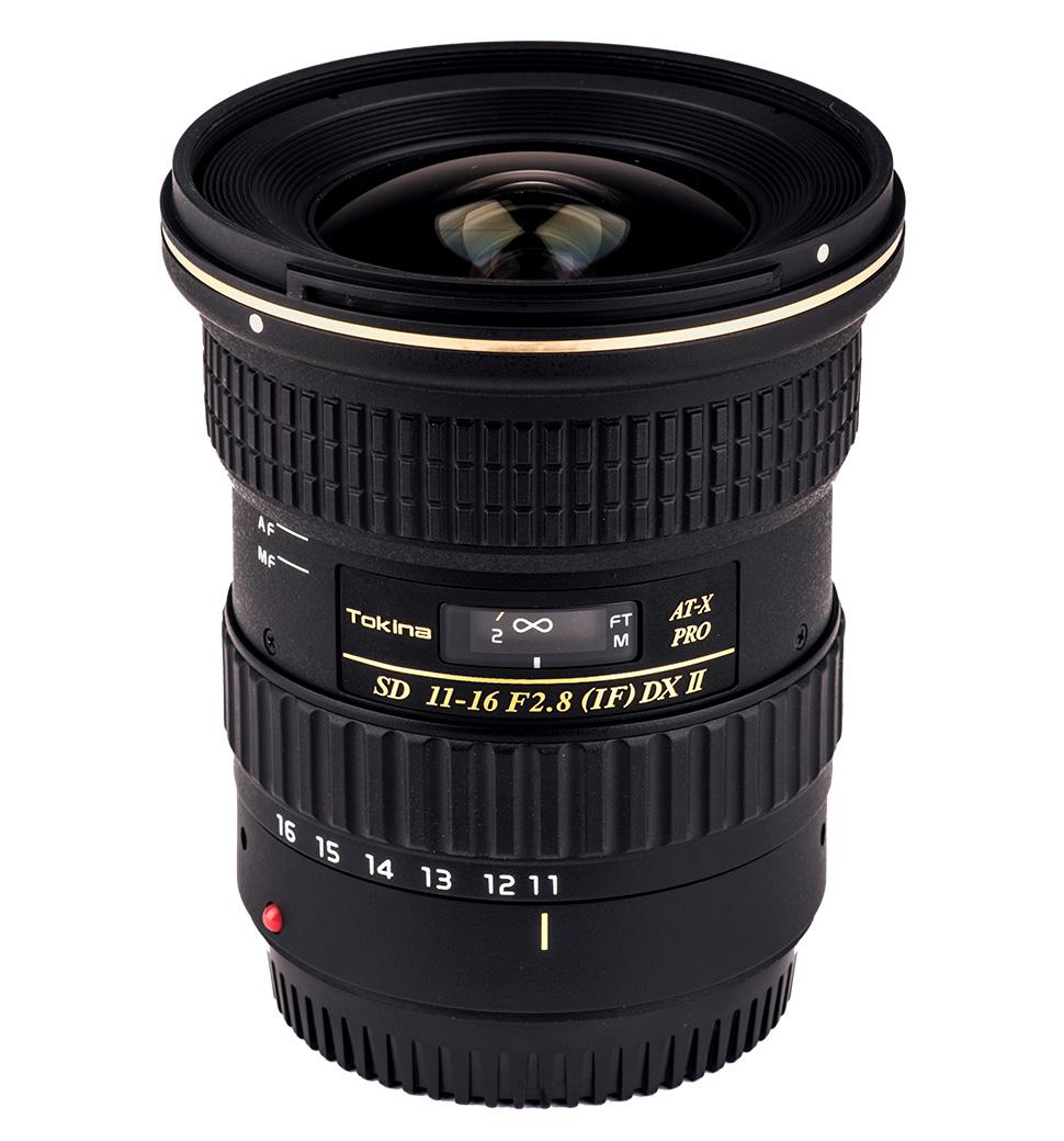 Tokina 11-16mm f/2.8 ATX Pro DX-II Lens (Canon or Nikon Mount) $279.95 + Free Shipping (Refurbished)
