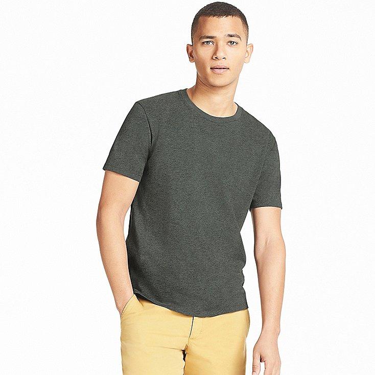 Uniqlo Supima Cotton Short Sleeve Tees - $7.90