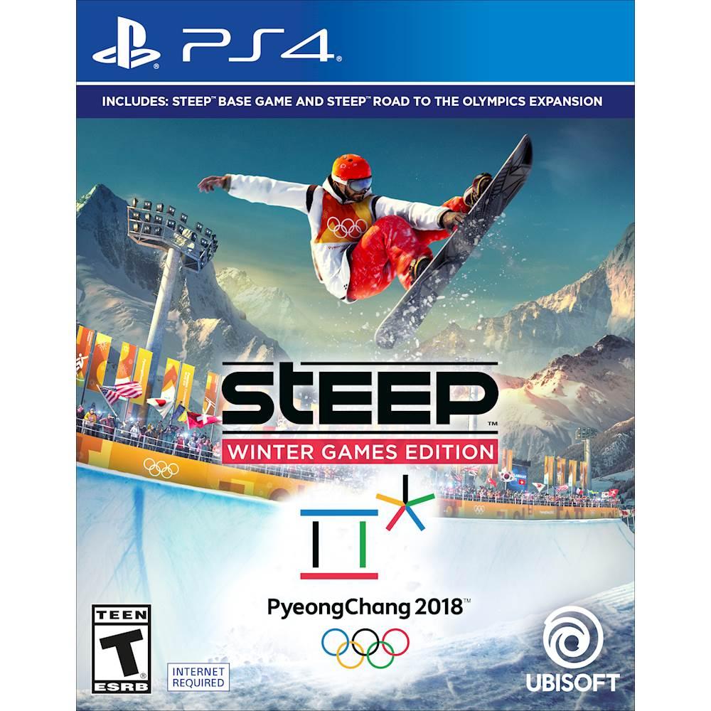 Steep Winter Games Edition - PlayStation 4 & Xbone $9.99
