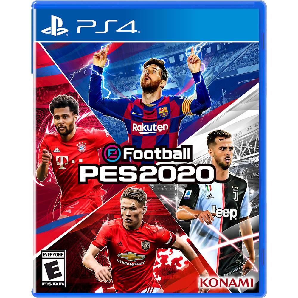 eFootball PES 2020 - PlayStation 4 & Xbone $29.99