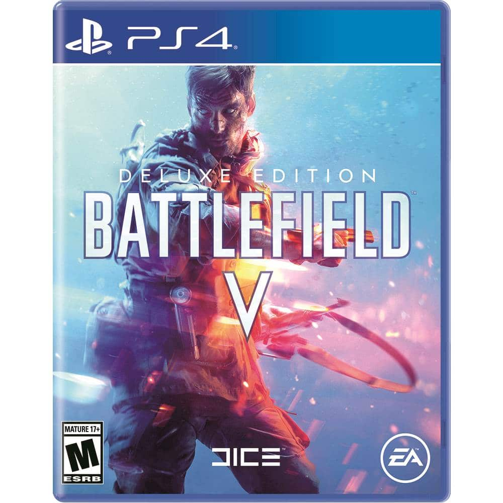 Battlefield V Deluxe Edition - PlayStation 4 $14.99