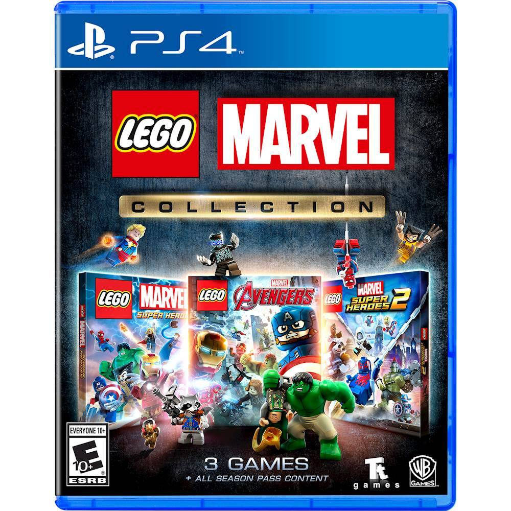 LEGO Marvel Collection Standard Edition - PlayStation 4 $19.99