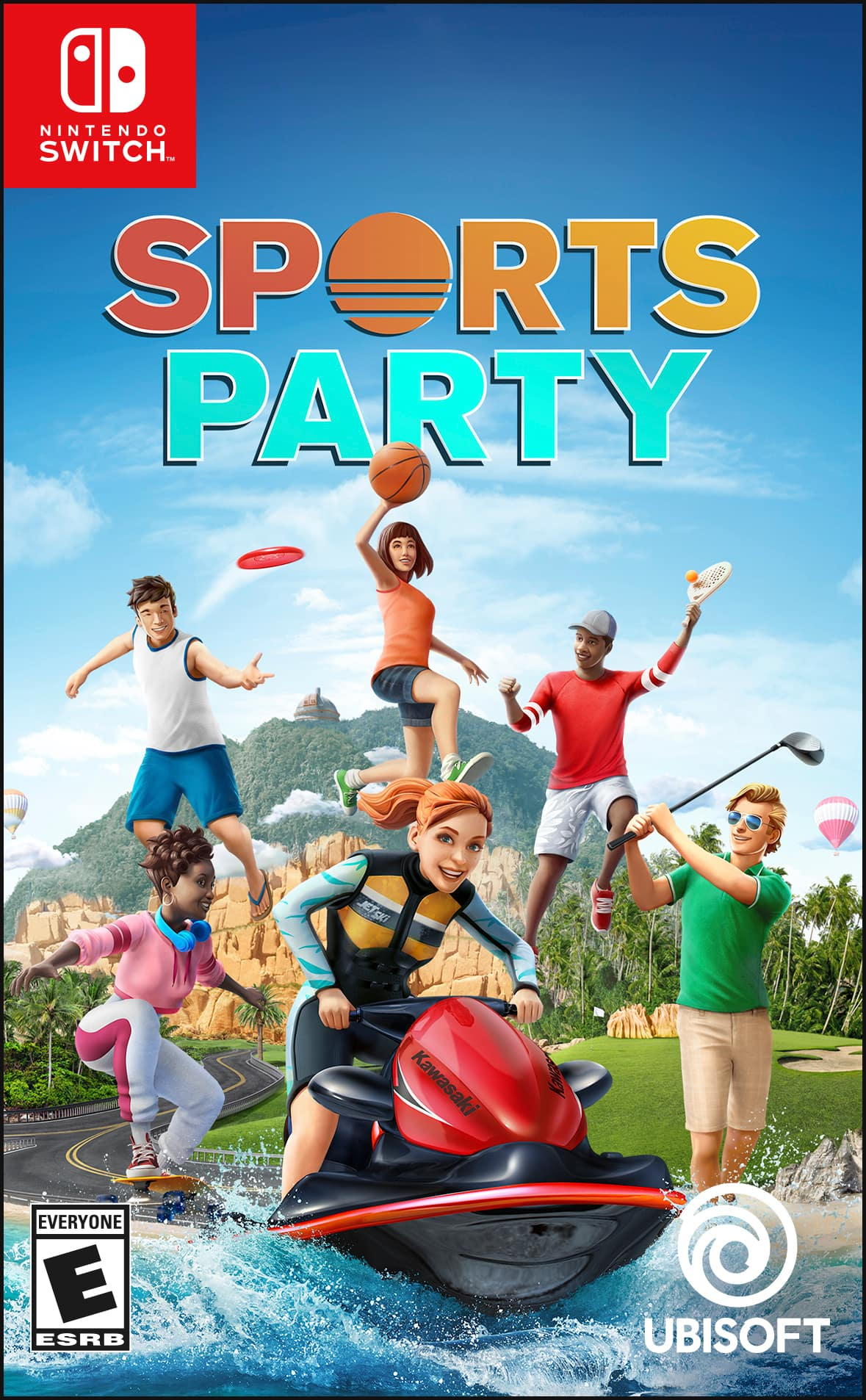 Sports Party - Nintendo Switch $19.99