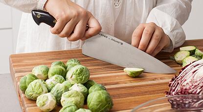 "Bob Kramer 8"" Carbon Steel Chef's Knife By Zwilling J.A. Henckels - $199.95 + tax + FS"