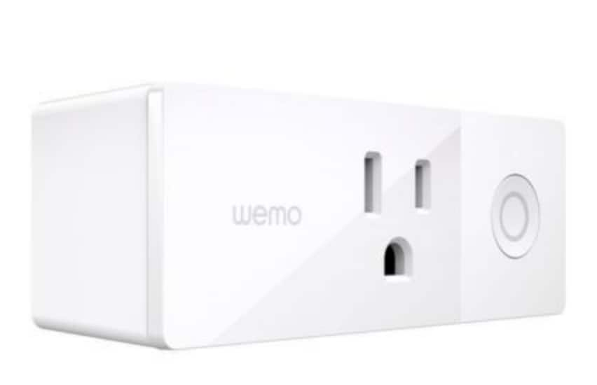 Wemo Refurbished Mini Smart Plug $17.99 Shipped