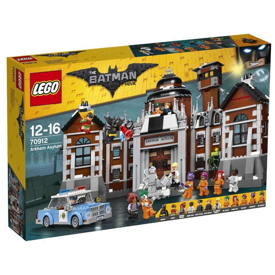 LEGO Batman Movie - Arkham Asylum (70912) $109.99 @ eBay (ToysRus Store)