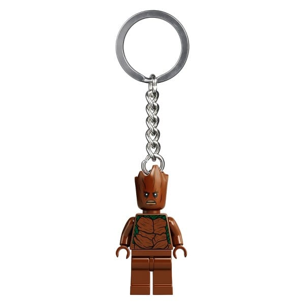 Free LEGO Teen Groot keychain with select LEGO Super Heros Purchase ($14.99+) @ Target