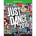 Just Dance 2015 $20 Amazon