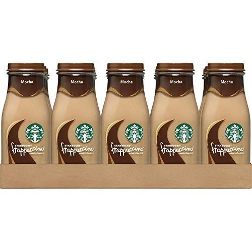 Starbucks Frappuccino, Mocha, 9.5 Fl. Oz (15 Count) S&S $15.19
