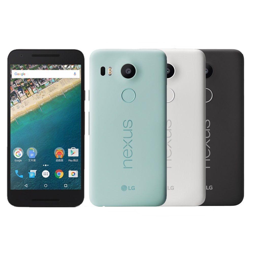 New LG Google Nexus 5X (H790) 32GB 12.3 MP Camera Unlocked $225 (with code) + FS on eBay