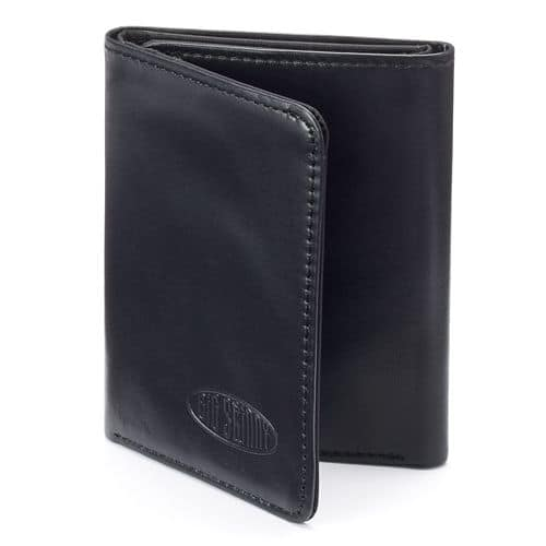 Kohls Cardholders: Big Skinny Wallet L Fold for $7 and Leather Tri Fold for $7.84 with free shipping