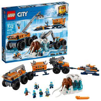 LEGO City Arctic Mobile Exploration Base 60195 $60
