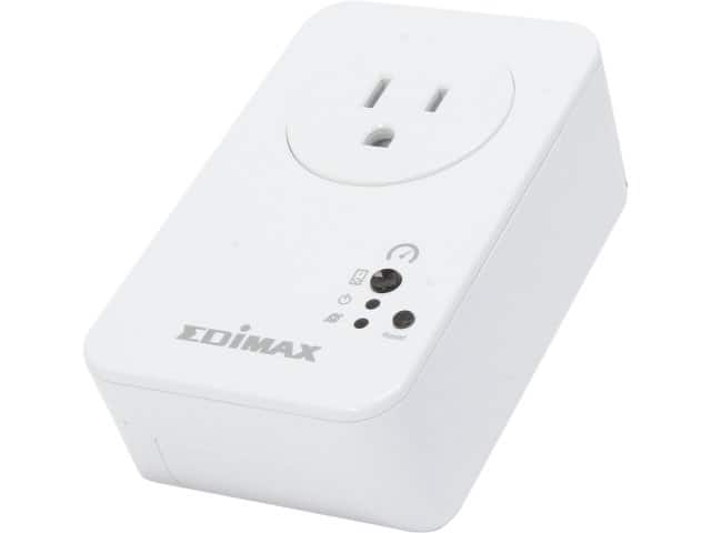Edimax Wi-Fi Smart Plug with Energy Management (SP-2101W) for $26.99 at Newegg.com Free Shipping
