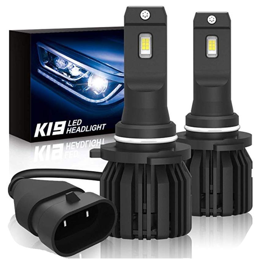 SUPAREE K19 Led Headlights Bulbs - Amazon $14.99AC
