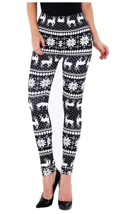 Ensasa Christmas Leggings for Women - Amazon $5.59AC